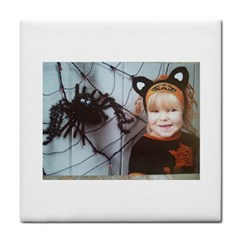 Spider Baby Face Towel
