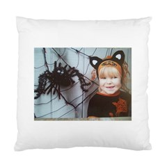 Spider Baby Cushion Case (one Side)