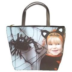 Spider Baby Bucket Bag