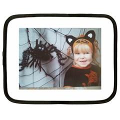 Spider Baby Netbook Case (XL)