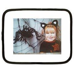Spider Baby Netbook Case (xxl)