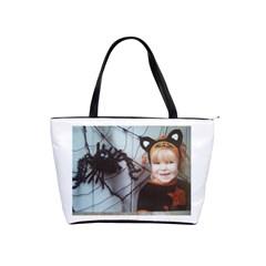 Spider Baby Large Shoulder Bag