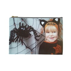 Spider Baby Cosmetic Bag (Large)