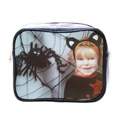 Spider Baby Mini Travel Toiletry Bag (One Side)
