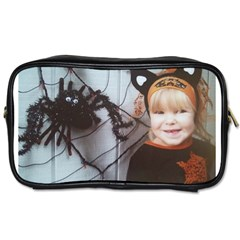 Spider Baby Travel Toiletry Bag (Two Sides)