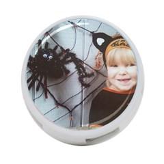 Spider Baby 4 Port Usb Hub (one Side)