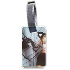 Spider Baby Luggage Tag (One Side)