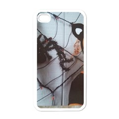 Spider Baby Apple iPhone 4 Case (White)