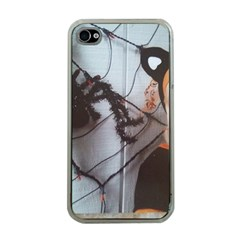 Spider Baby Apple Iphone 4 Case (clear)