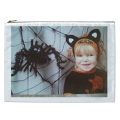 Spider Baby Cosmetic Bag (XXL)