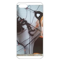 Spider Baby Apple iPhone 5 Seamless Case (White)