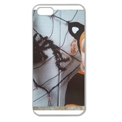 Spider Baby Apple Seamless iPhone 5 Case (Clear)