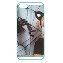 Spider Baby Apple Seamless Iphone 5 Case (color)