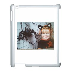 Spider Baby Apple iPad 3/4 Case (White)