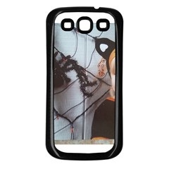 Spider Baby Samsung Galaxy S3 Back Case (black)