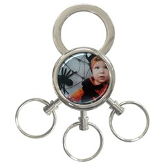 Wp 003147 2 3 Ring Key Chain