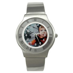 Wp 003147 2 Stainless Steel Watch (unisex)