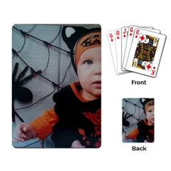 Wp 003147 2 Playing Cards Single Design