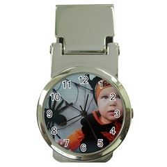 Wp 003147 2 Money Clip with Watch