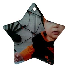 Wp 003147 2 Star Ornament (Two Sides)