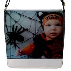 Wp 003147 2 Flap closure messenger bag (Small)