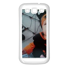 Wp 003147 2 Samsung Galaxy S3 Back Case (White)