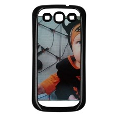 Wp 003147 2 Samsung Galaxy S3 Back Case (Black)