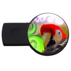 L328 2gb Usb Flash Drive (round)