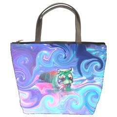 L327 Bucket Bag