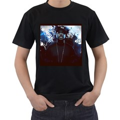 Ice Mens' Two Sided T Shirt (black)