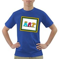 Sick Art Mens' T Shirt (colored)