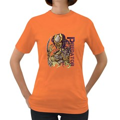 Predator Womens' T-shirt (Colored)