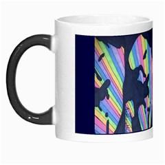 Subtle Change Color Morph Mug