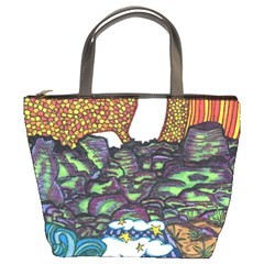 Out Of This World Bucket Bag