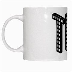 Tea White Coffee Mug