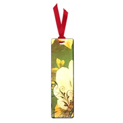 Floral Eiffel Tower Vintage French Paris Small Bookmark