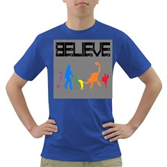 WE RE NOT ALONE! Mens' T-shirt (Colored)
