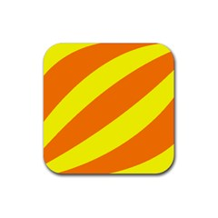 Oranges And Lemons Drink Coasters 4 Pack (square)