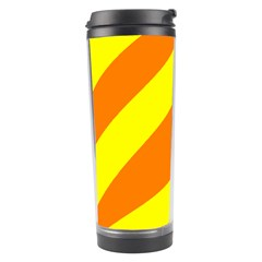 Oranges And Lemons Travel Tumbler