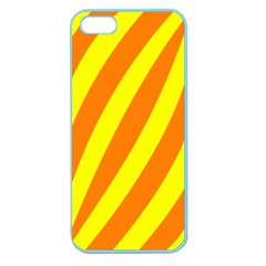 Oranges And Lemons Apple Seamless Iphone 5 Case (color)