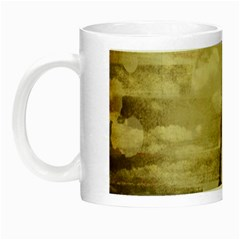 Elegant Vintage Paris Eiffel Tower Art Glow In The Dark Mug