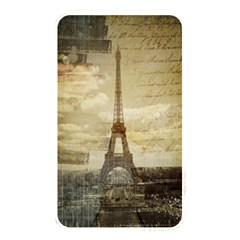 Elegant Vintage Paris Eiffel Tower Art Memory Card Reader (rectangular)