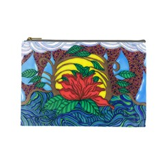 A Rose Cosmetic Bag (large)