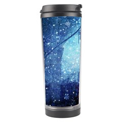 Elegant Winter Snow Flakes Gate Of Victory Paris France Travel Tumbler