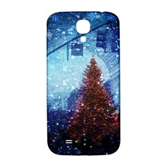 Elegant Winter Snow Flakes Gate Of Victory Paris France Samsung Galaxy S4 I9500/I9505  Hardshell Back Case