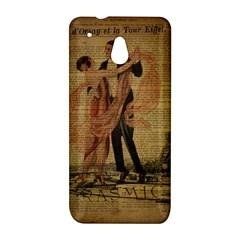 Vintage Paris Eiffel Tower Elegant Dancing Waltz Dance Couple  HTC 601e (One Mini) M4 Hardshell Case