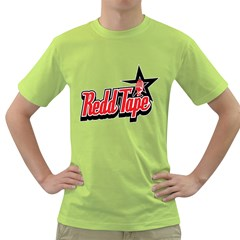 Redd Tape Mens  T Shirt (green)