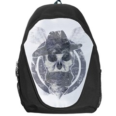 Skull  Backpack Bag