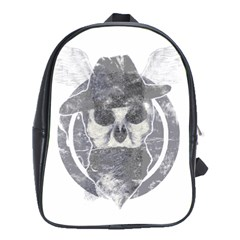 Skull  School Bag (XL)