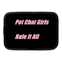 Petchatgirls Netbook Case (medium)